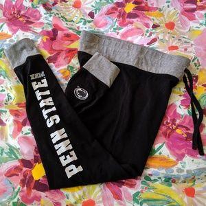 Victoria's Secret PINK Penn State Yoga Leggings